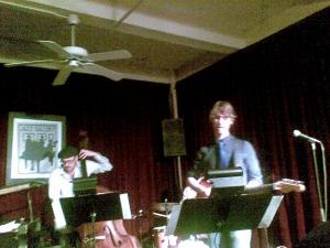 Nir Felder Quartet @ Jazz Gallery