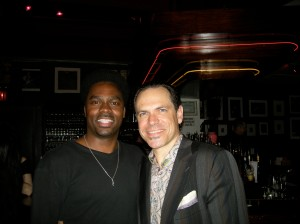 Stafford Hunter and Kurt Elling