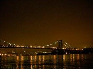 Vaade East Riveri äärest, 4 minutit kõndimist kodust