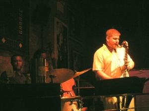 Todd Marcus trio @ Garage