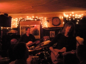 Mike Stern trio @ 55 Bar