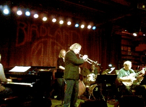 Tim Hagans Quintet @ Birdland