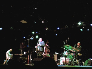 Charles Lloyed @ Highline Ballroom