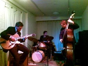 Peter Bernstein trio