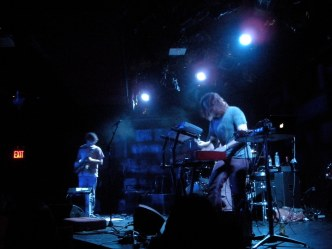 Rudder @ Le Poisson Rouge