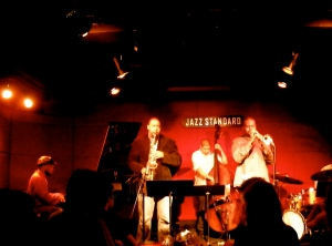 Sean Jones Quintet @ Jazz Standard