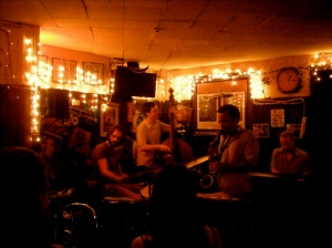 Dave Binney @ 55 Bar