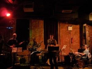 Joel Harrison Group @ Tea Lounge