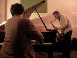 Landon Knoblock/Phil Doyle Duo @ IBeam