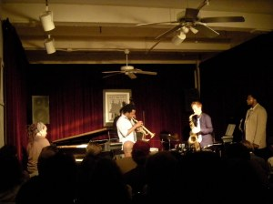 Ambrose Akinmusire Quartet @ Jazz Gallery