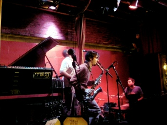 Now vs Now with special guest John Beaty @ Rockwood Music Hall