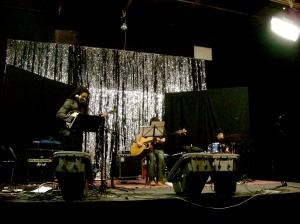Brandon Ross Trio