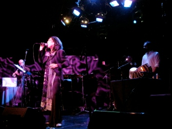 Evening with Sussan Deyhim @ Le Poisson Rouge