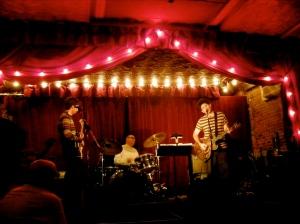 Tony Scherr trio @ Jalopy