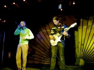 Beatbox Guitar @ Webster Hall